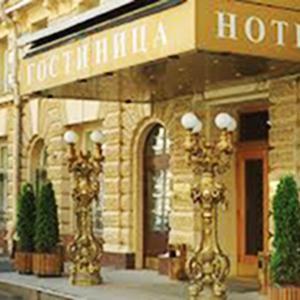 Гостиницы Инжавино