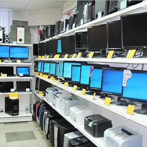 Компьютерные магазины Инжавино