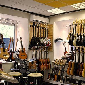 Музыкальные магазины Инжавино