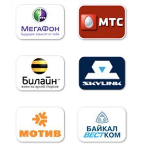 Операторы сотовой связи Инжавино