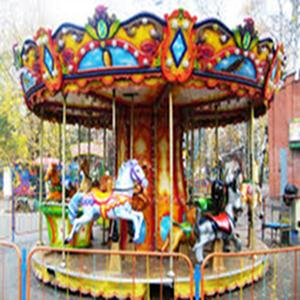 Парки культуры и отдыха Инжавино